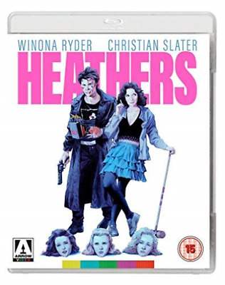 Heathers (UK IMPORT) BLU-RAY NEW