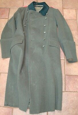 Panzer Officers Officer'S M35 Greatcoat