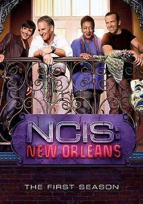 NCIS: New Orleans - The First Season (DVD, 2015, 6-Disc Set) - NEW & SEALED!