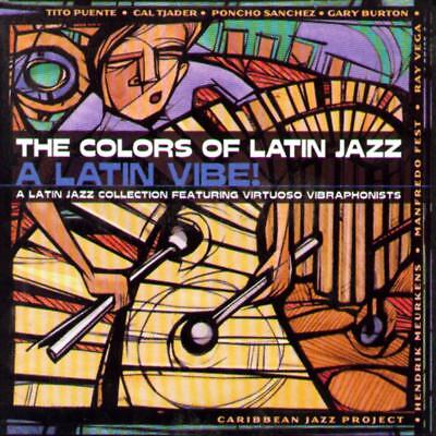 Nick Phillips - Colors of Latin Jazz: Latin Vibe!
