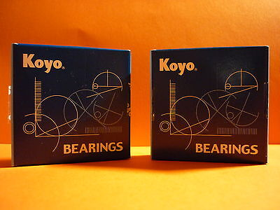2001 Koyo Front Right Wheel Bearing SC44 929cc Honda CBR 900 RR1 Fireblade