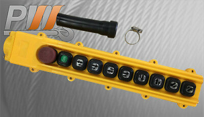 ProWinch 8 Buttons dual speed + Emergency Stop