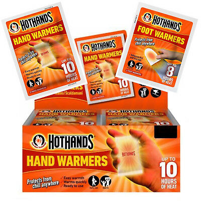 Hot Hands Hands, Foot & Body Warmers HotHands Packs Pocket Heat Feet Gloves