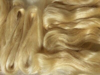 Fine Mohair. Baby Blonde.30g (approx 1oz)