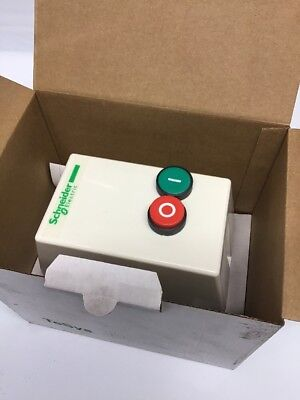 Schneider Electric LE1D09B7 Dol Starter 24V 50/60 Hz NEW