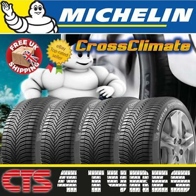 215 55 16 97V  Michelin Crossclimate+ All Season Top Quality High Mileage Tyres