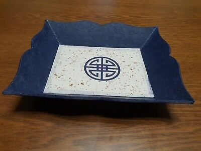 Hand Made Tray - Made Of Korean Paper