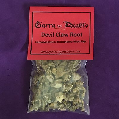 ♆ RAIZ GARRA DEL DIABLO ♆ DEVIL CLAW ROOT  ♆ Root Wiccan, Spells, Ritual, Magic