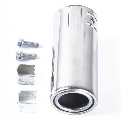 Automobile Universal Exhaust Pipe Stainless Steel Thickened Car Exhaust Pipe New