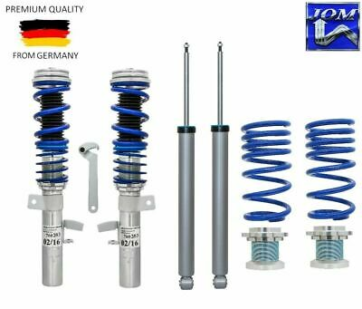 Height Adjustable Coilover Kit for Ford Focus MK3 - exclude ST