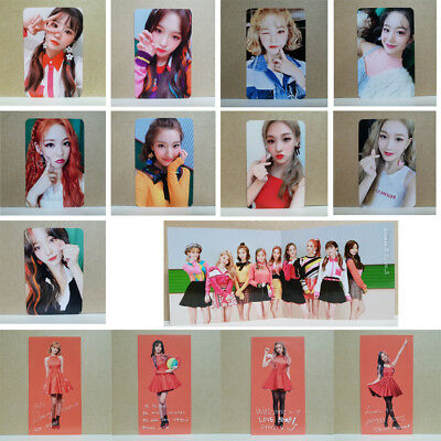 Fromis_9 From.9 Love Bomb Special Single Album Photocard  1p Only Select Member