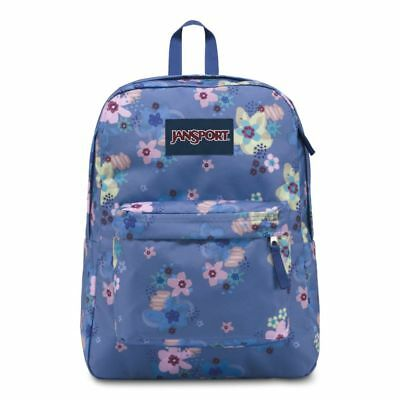 JanSport Superbreak Backpack Artist Floral