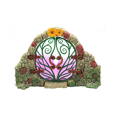 My Fairy Gardens Mini - Secret Garden Flower Fairies Door - Supplies Accessories
