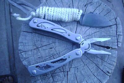 Appalachian Trail Multi Tool & Skinning Knife (lot of 2)