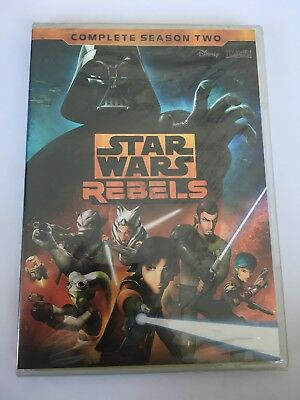 Star Wars Rebels: Complete Season Two [New DVD] Boxed Set, Dolby, Dubbed, Subt