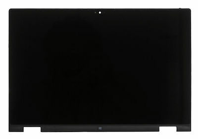 HD LCD Display Touch Screen Assembly & Frame For Dell Inspiron 13 7347 7348 P57G