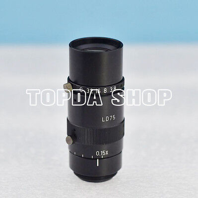 1PC VST VS-LD75 high resolution Low distortion Industrial macro lens#SS