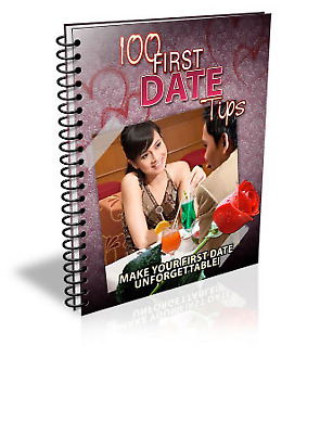 #1 Pdf for 100 First Dates W/ Master resell rights Free Shipping except the Moon