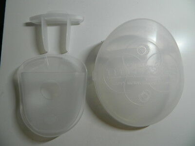 Milkies Milk-Saver Breast Milk Collector Storage Breastfeeding Essentials