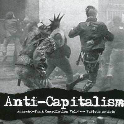 Overground Records - Anti-Capitalism: Anarcho-Punk Compilation, Vol. 4