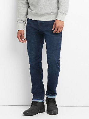 GAP 1969 Men's Performance Jeans in Slim Fit with GapFlex NEW 32x32