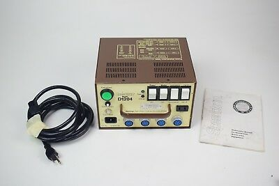 Speedotron Brown Line Model D1204 Power Supply