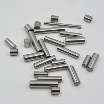 100pcs OD 2.5mm Stainless Steel Dowel Pins Fasten Elements long 5 to 35m