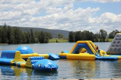 Business for sale Inflatable Waterpark opportunity