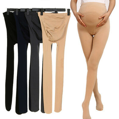 Pregnant Women Adjustable Elastic Extra Large High Waist Maternity Leggings Pant