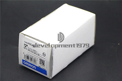 1PC Timer OMRON H3CA-8 100/110/120VAC NEW IN BOX
