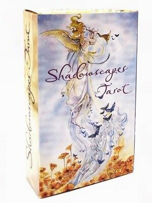 New Mystic English shadowscapes Tarot cards deck divination 78 pcs