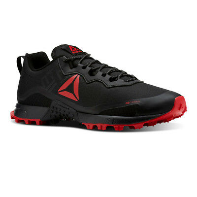 5d4e4aad32a Reebok Mens All Terrain Craze Trail Running Shoes Trainers Sneakers - Black