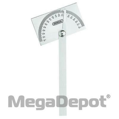 General Tools 17, Square Head Steel Protractor