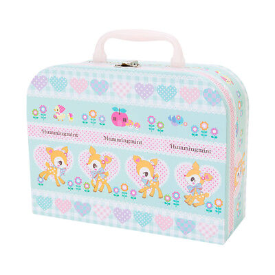 "Sanrio Hummingmint ""Forest"" Storage Trunk / Case"