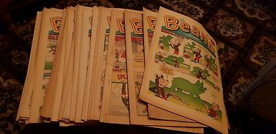 Beano comic's 1960/70s read condition  £1.95 each