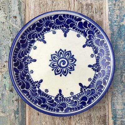 Mexican Stoneware Side Plate