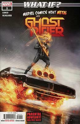 What If Ghost Rider | #1 Main & Variants | MARVEL Comics | 2018 NM