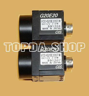 1PC CIS VCC-G20E20STW Samsung chip mounter CCD Industrial camera#SS