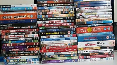 60+ DVD collection / job lot, TV shows, movies, box sets
