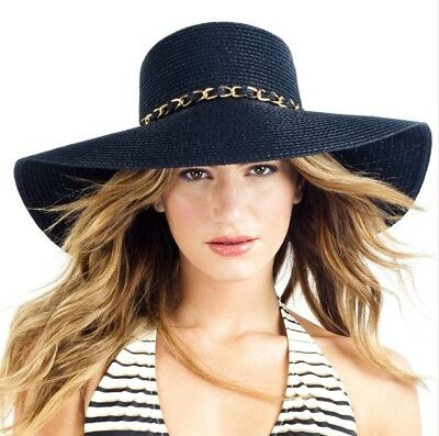 3f3517561b0 Gottex Women s Portofino Sun Hat Rated UPF 50+ for Max Sun Protection.