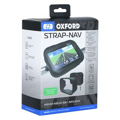 Moto Oxford Bande Navigation Support Guidon GPS Support Sac OX588 BC38780 T