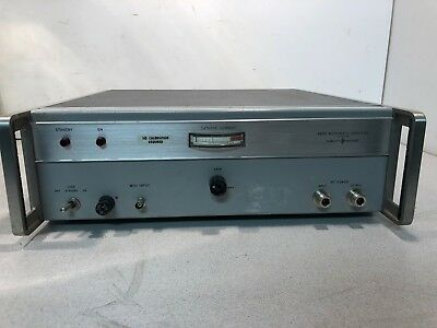 Hp 489A Microwave Amplifier