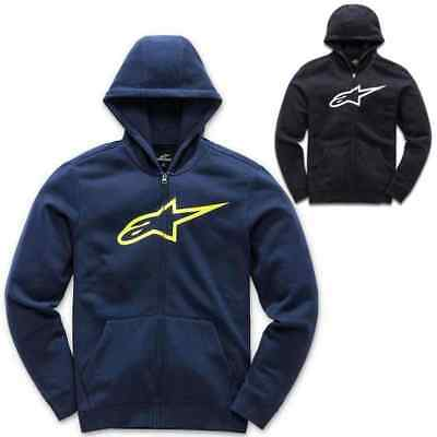 Alpinestars A19 Ageless Full Zip Youth Sweatshirts Kids Jacket Fleece Hoodies