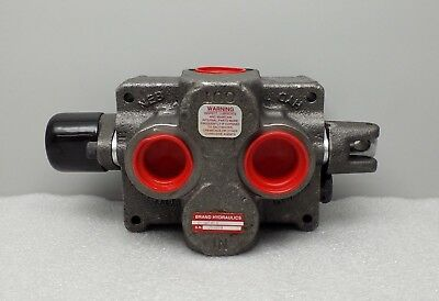 Brand Hydraulics Directional Control Valve-3000 PSI #PAO755T4