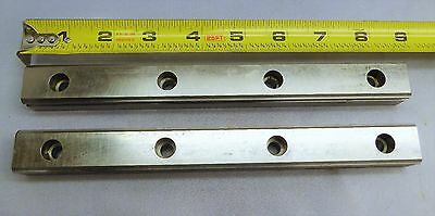 "THK Linear Rail 8 5/8"" L -  Lot of 2"
