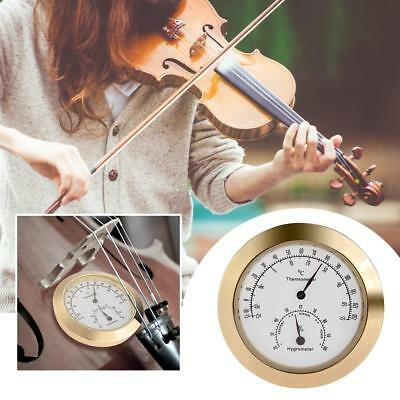 Thermometer Hygrometer Humidity Temperature Monitor Meter for Violin Case Tools