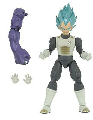 Dragon Ball Super Dragon Stars Super Saiyan Blue Vegeta Figure (Series 2)