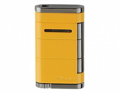 Xikar Lighter - Allume Electric Yellow Single Jet Flame - 531YL