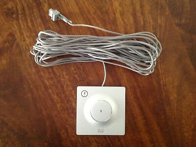 New Cisco Telepresence Table Microphone CTS-MIC-TABL60 - Unused!