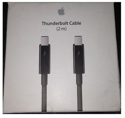 GENUINE Apple Thunderbolt Cable New in Box 661-7190